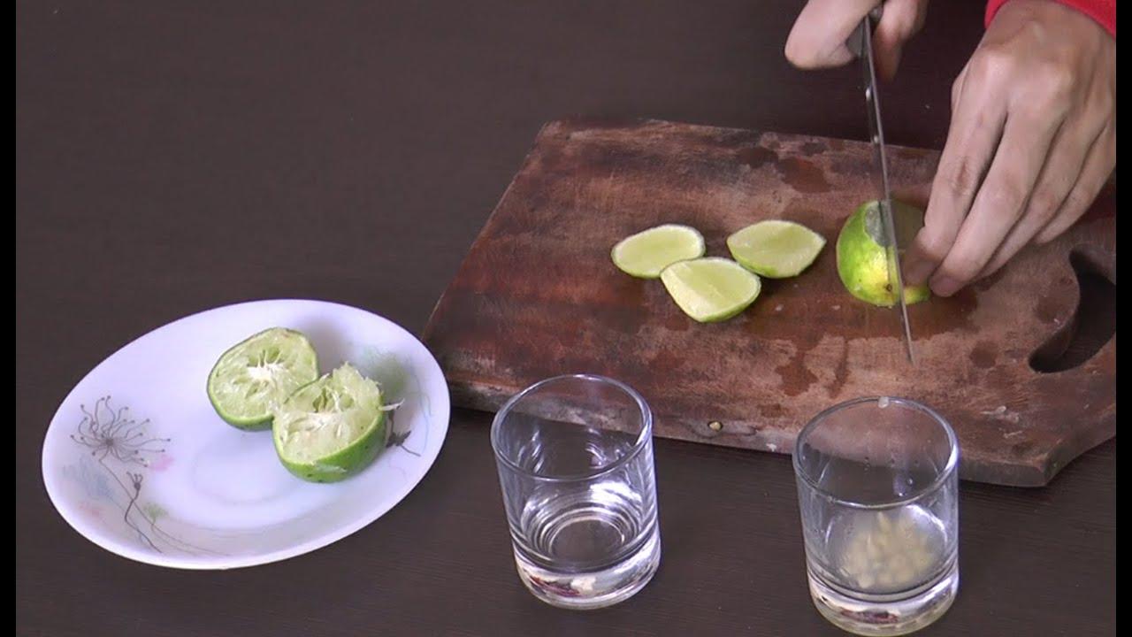 Inilah Cara Minum Air Lemon Yang Benar