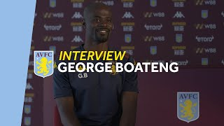 Interview | George Boateng - It's great to be back