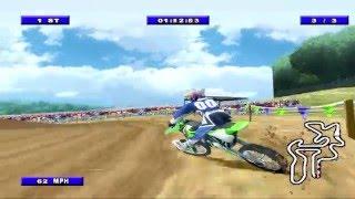 Championship Motocross 2001 feat Ricky Carmichael - 250 Championship 15 Steel City