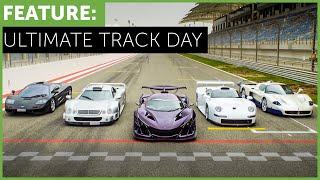 APOLLO IE DRIFTING! w/ McLaren F1, Mercedes-AMG CLK GTR, Porsche 993 GT1, Maserati MC12. In 4K