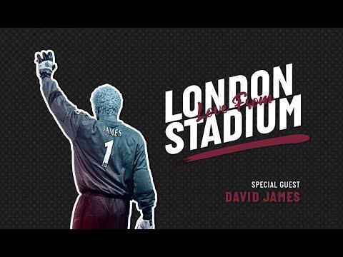 L̶I̶V̶E̶ FROM LONDON STADIUM | WEST HAM UNITED VS LEEDS UNITED