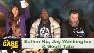 Gabe Time w/ Jay Washington, Esther Ku & Geoff Tate | Getting Doug with High