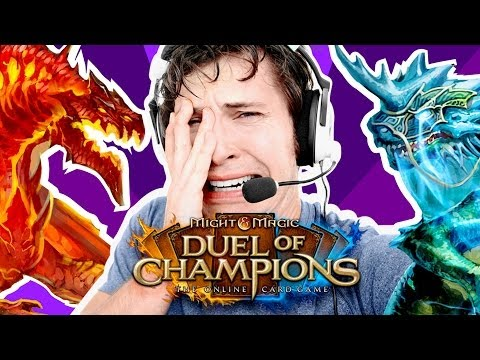 Lets Play Might & Magic Duel of Champions