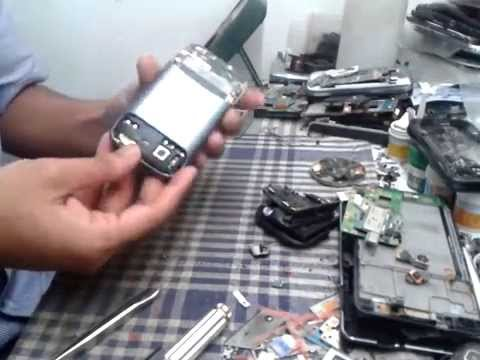 HTC Desire S S510e Disassembly