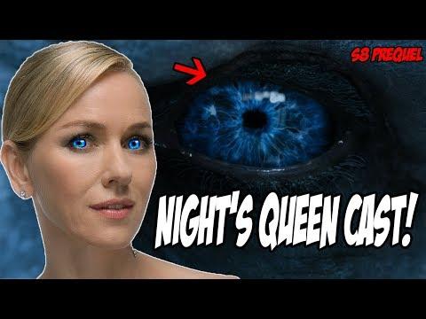 Night's Queen CAST! Game Of Thrones Season 8 (Prequel)