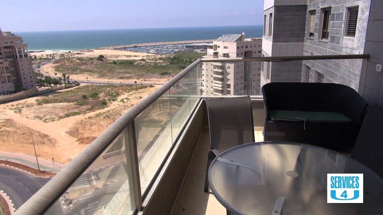 Ashdod Marina: Location Vacances à La Marina D'Ashdod: REF/Sabine