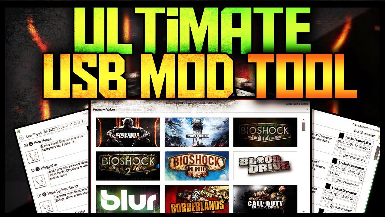 BEST USB Mod Tool - Xbox 360 [DOWNLOAD!]::