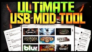 BEST USB Mod Tool - Xbox 360 [DOWNLOAD!]::