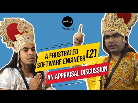 A Frustrated Software Engineer : 2 | An Appraisal Discussion