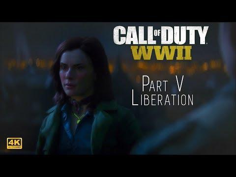 [-4k-cinematic-]-call-of-duty:-wwii- -walkthrough-part-5- -ultra-graphics---rtx-2080-ti-#rtx-#2080ti