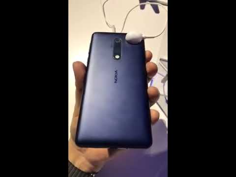 Nokia 5 Hands-on from MWC 2017: Live