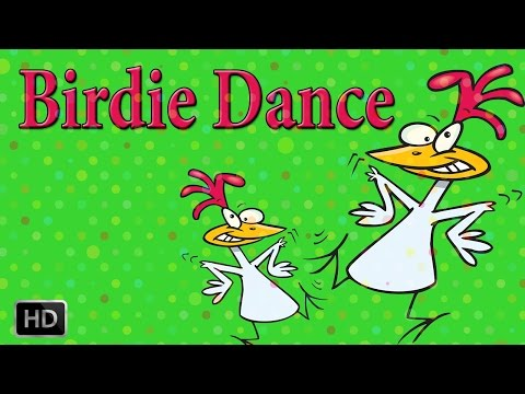 "BIRDIE DANCE - ""CHILDREN'S PARTY SONGS"" - Kids Happy Birthday"