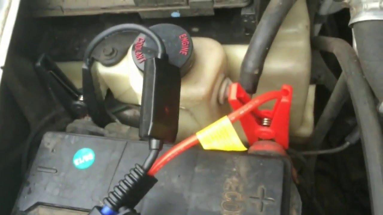Costco Winplus Car Jump Starter Usb Battery Test Fail Win Youtube