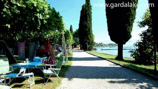 Camping Ideal Molino - San Felice del Benaco - Lago di Garda Lake Gardasee