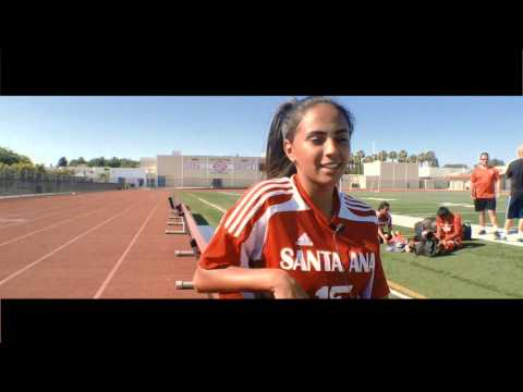 Interview with Miriam, Santa Ana High School Soccer Player