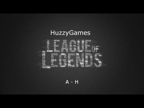 League of Legends - Terminology - Part 1