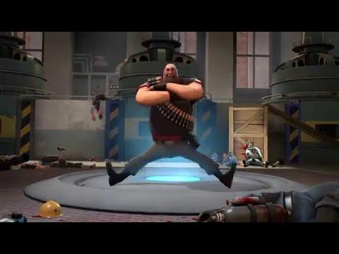 [TF2] Kazotsky Kick / Russian Dance