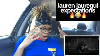 Lauren Jauregui - Expectations (Audio & Music Video) REACTION