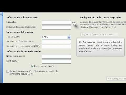 iniciar sesion en outlook 2007