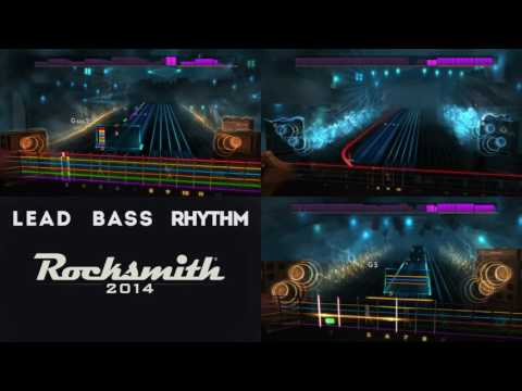 Rocksmith 2014 CDLC: Sonic Youth - Purr