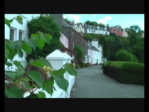 Portree in the Skye