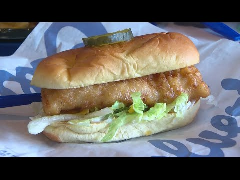 WCCO Viewers' Choice For The Best Fish Sandwich In Minnesota