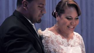 Sione and Frederica ~ Wedding Highlights