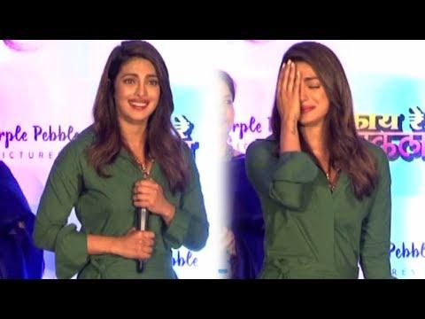Priyanka Chopra FUNNY Moments | Reporter Hitting On Priyanka Chopra