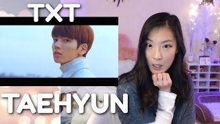 TXT (투모로우바이투게더) TAEHYUN (태현) 'Introduction Film - What do you do?' REACTION