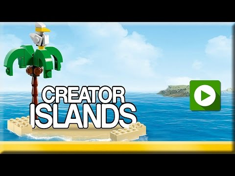 LEGOu00ae Creator Islands - Android Gameplay