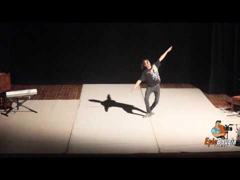 OneTL Lounis 'Danse HipHop' 1ère place concours de talent de Béjaia 2017
