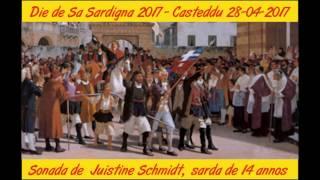 Die de sa sardigna 2017 sonada juistine schmidt