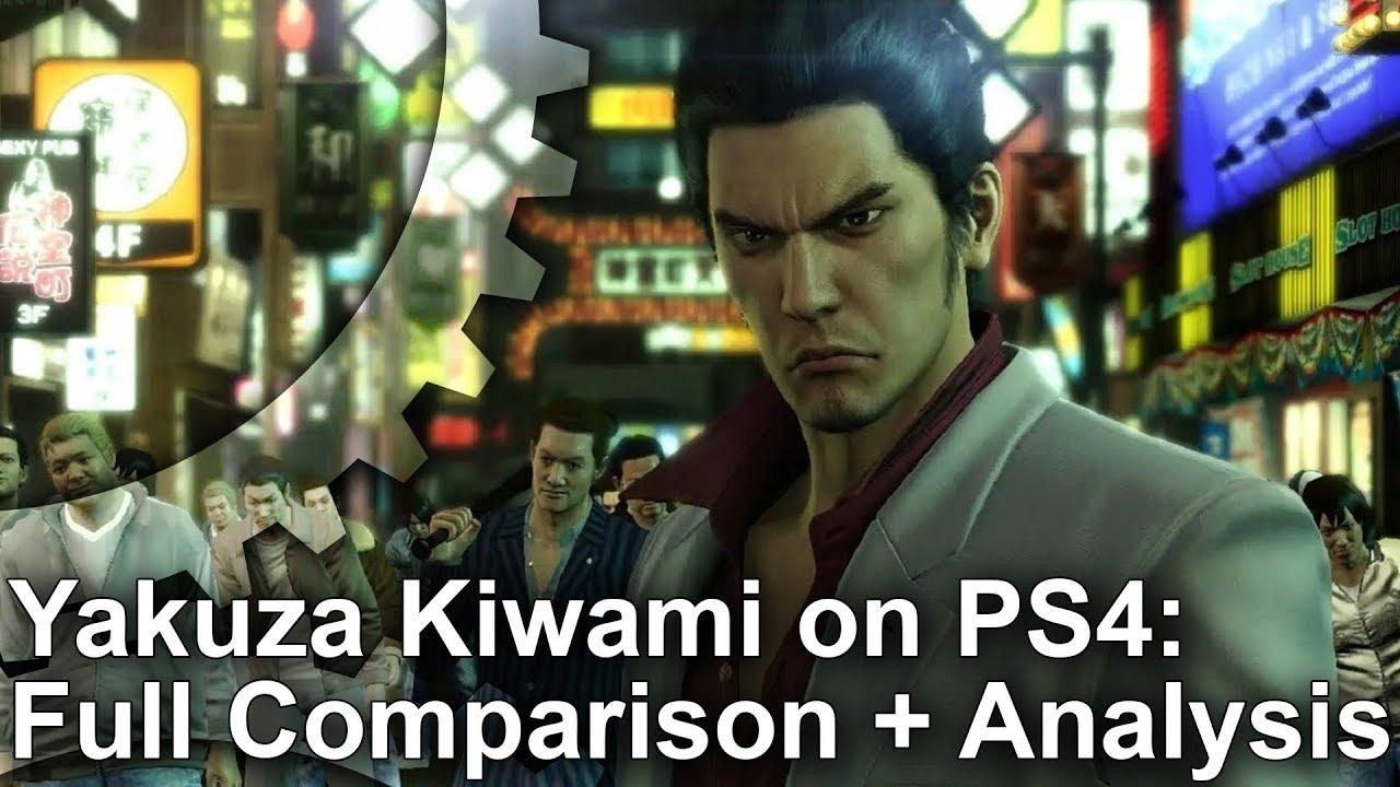 Yakuza Kiwami is the next best thing to a Shenmue remake • Eurogamer net