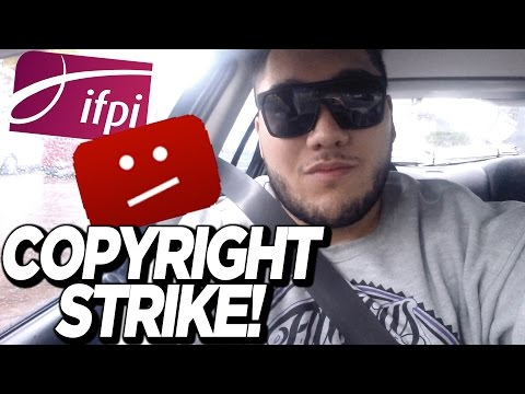 DISCUSSION - Copyright Strike | IFPI