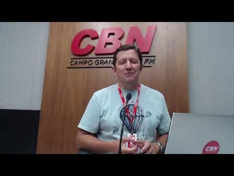 CBN Campo Grande (16/01/2020) - com Otávio Neto