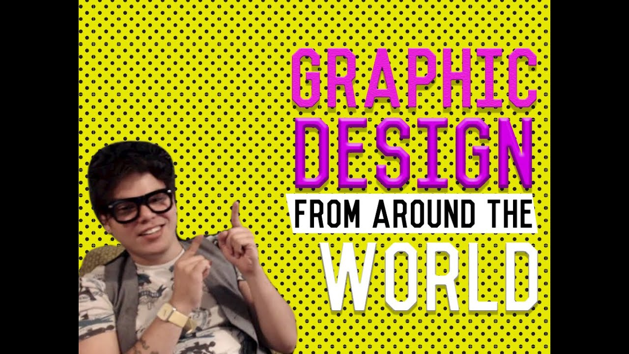 Best Graphic Designers From Around The World Video