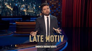 "LATE MOTIV - Monólogo de Miguel Maldonado. ""A star is born""