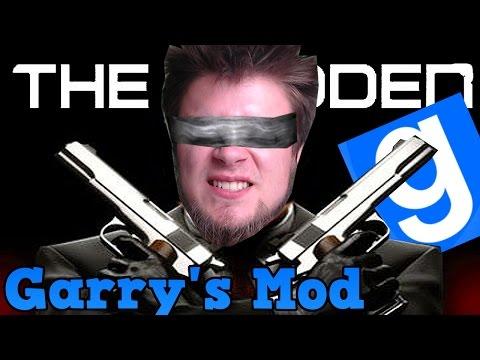 POWRÓT NIEWIDZIALNEGO ZABÓJCY! | Garry's mod (Z Kumplami) #316 - The Hidden! (#25) /Zagrajmy w