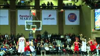 Sioux Falls Skyforce 135, Rio Grande Valley Vipers 129