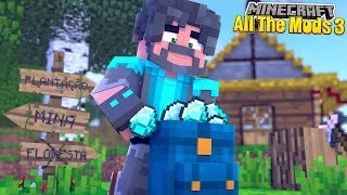 Minecraft Mods are back and you guys chose All The Mods 3! FINALLY ...