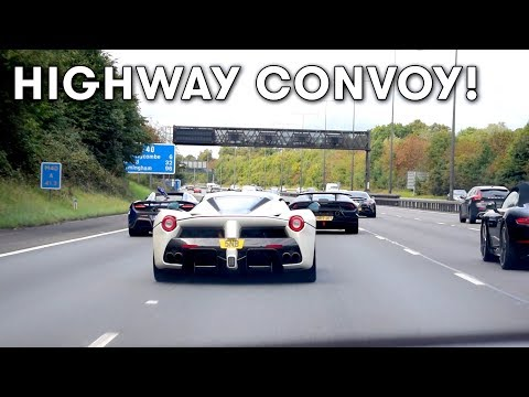 Cars and Coffee brings SUPERCAR MADNESS to  London!
