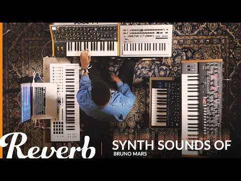 "Synth Sounds of Bruno Mars: ""Finesse"", ""24K Magic"" & ""Uptown Funk"" 