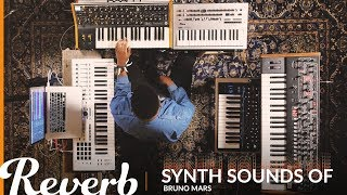 Synth Sounds of Bruno Mars: