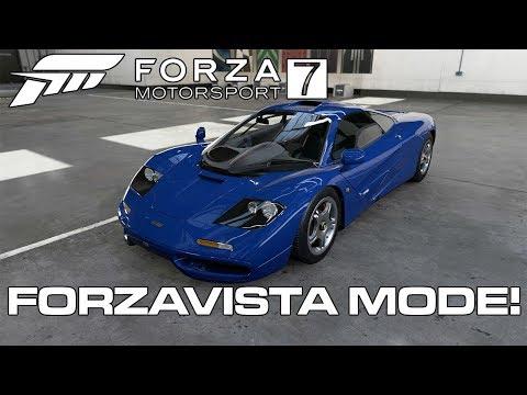 Forza Motorsport 7: McLaren F1 Forzavista [4K 60fps]