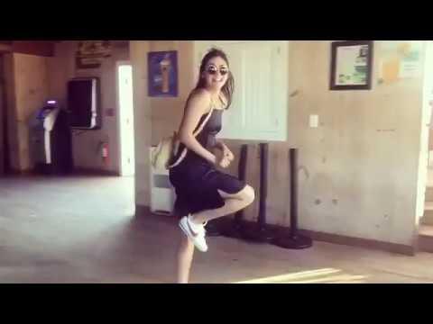 Isabelle Fuhrman  dancing compilation 1