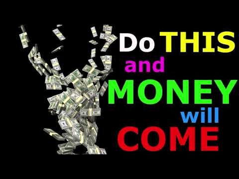 Financial Miracle Prayer - DO THIS AND MONEY WILL COME - Financial Breakthrough Prayer
