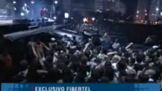 Die Toten Hosen en Buenos Aires, Pepsi Music 2005 parte 1