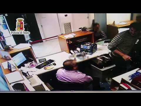 Palermo, rapina agenzia Unipol Banca