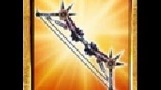 Drakensang  Destructor Unique Bow Drop