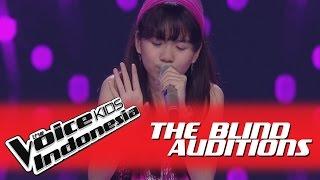 "Download Monica ""Karena Ku Sanggup"" I The Blind Auditions I The Voice Kids Indonesia GlobalTV 2016"